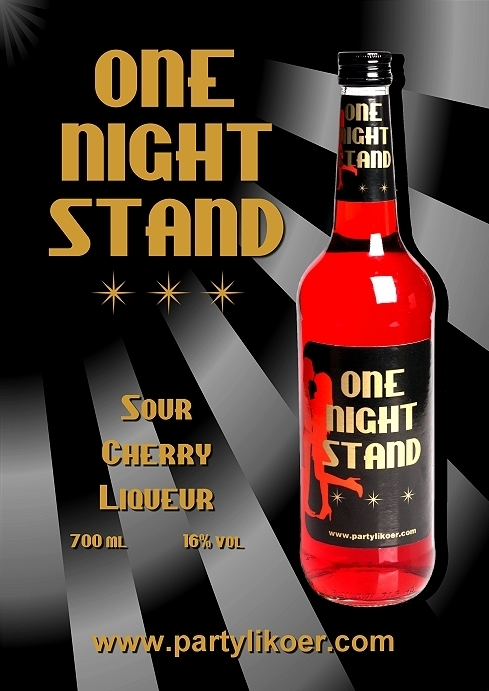 ONE NIGHT STAND Kirschlikör 15% Vol. Alk. 700ml