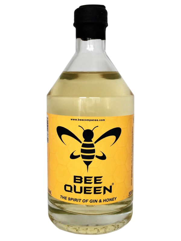 BEE QUEEN HONEY flavoured Gin 33% Vol. 500ml